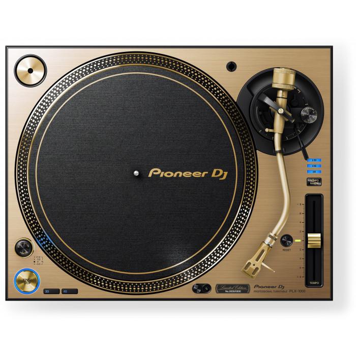 DJ Проигрыватель винила Pioneer DJ PLX-1000 Gold