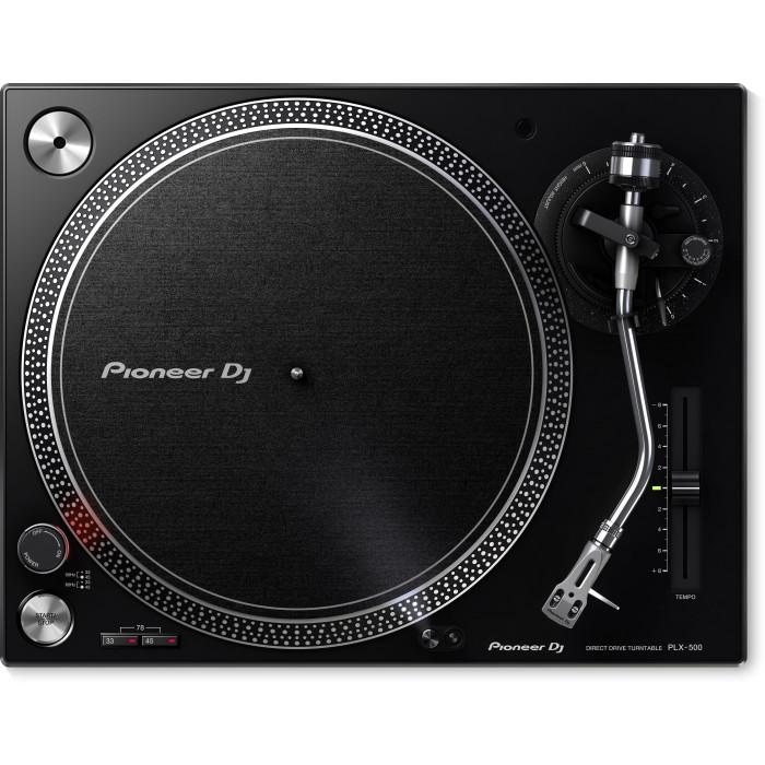 DJ Проигрыватель винила Pioneer DJ PLX-500 Black