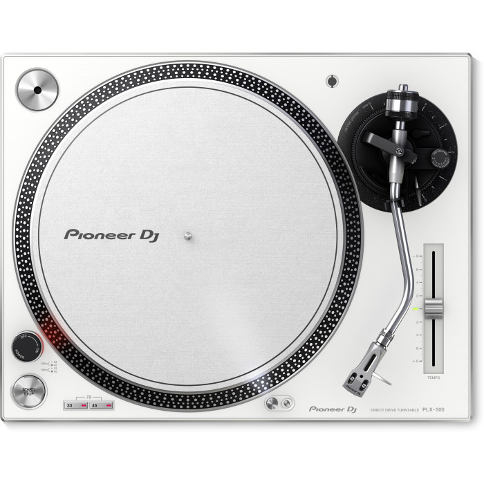 DJ Проигрыватель винила Pioneer DJ PLX-500 White