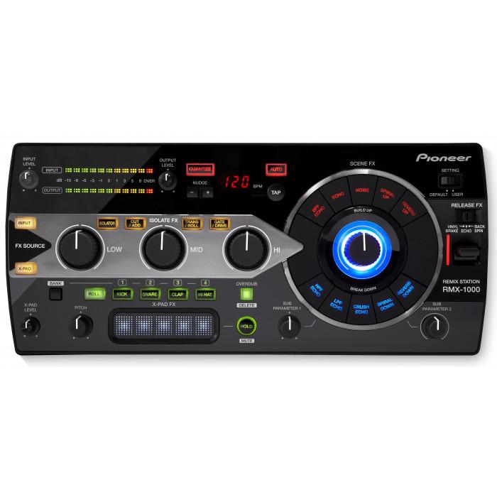Pioneer DJ RMX-1000 Black