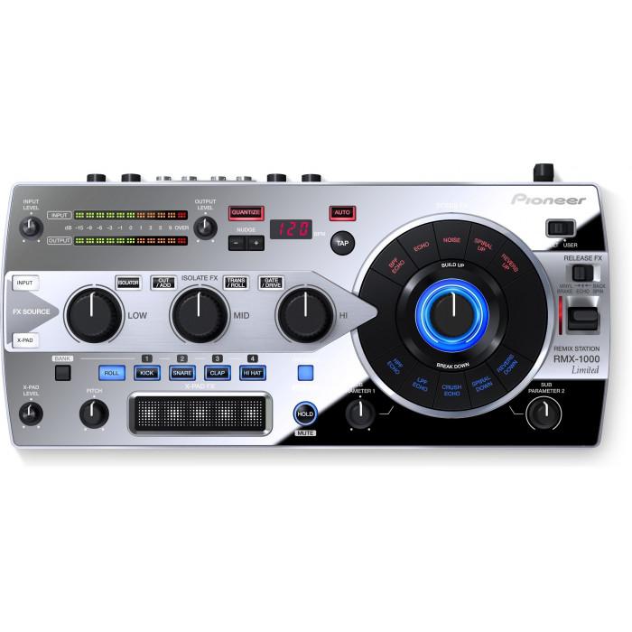Pioneer DJ RMX-1000 Platinum