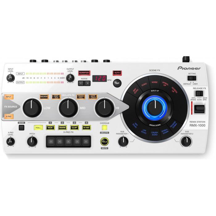 Pioneer DJ RMX-1000 White