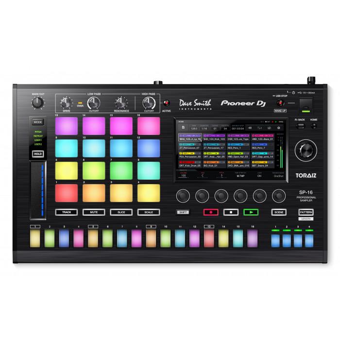 Pioneer DJ TORAIZ SP-16 Black