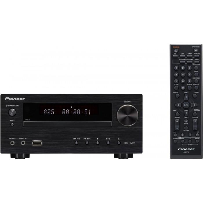 Hi-Fi минисистема Pioneer XC-HM51-K Black