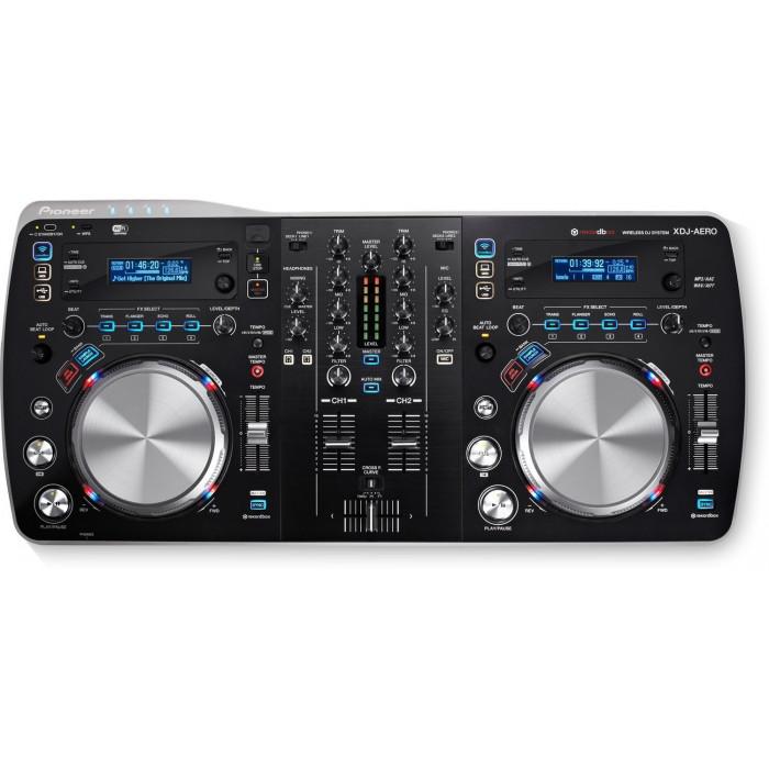 Pioneer DJ XDJ-AERO Black
