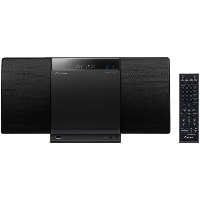 Hi-Fi минисистема Pioneer X-SMC01BT-K Black