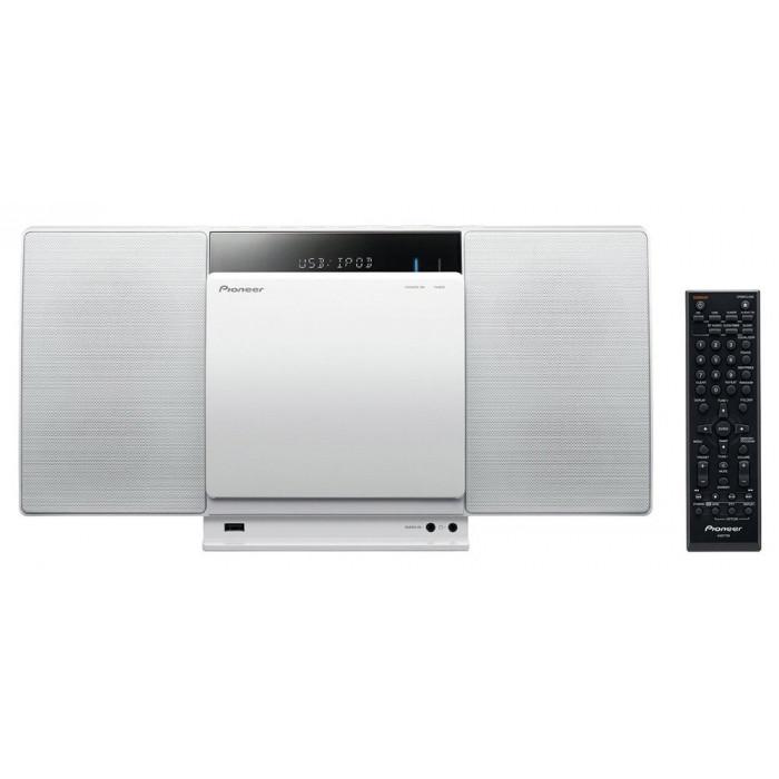Hi-Fi минисистема Pioneer X-SMC01BT-W White