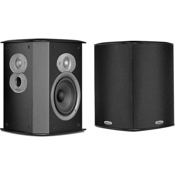 Настенная акустика Polk Audio FXi A6 Surround Black Wood Veneer