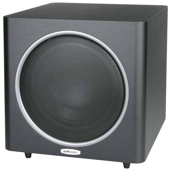 Сабвуфер PSW 110  Black Grained Vinyl