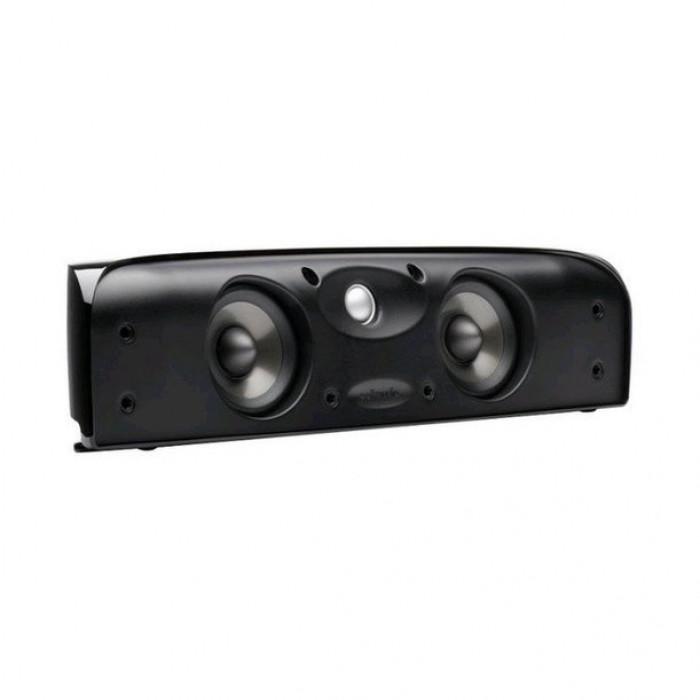 Центральный канал Polk Audio TL2 Center Channel High Gloss Black