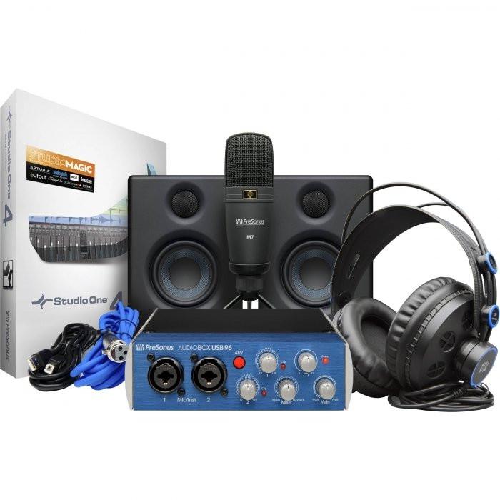 Комплект для звукозаписи PreSonus ABOX 96 Ultimate