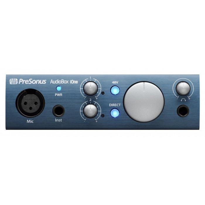 Aудиоинтерфейс PreSonus AudioBox iOne