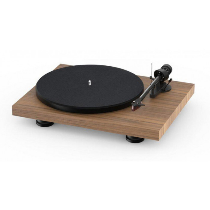 Pro-Ject Debut Carbon EVO 2M-Red Satin Walnut