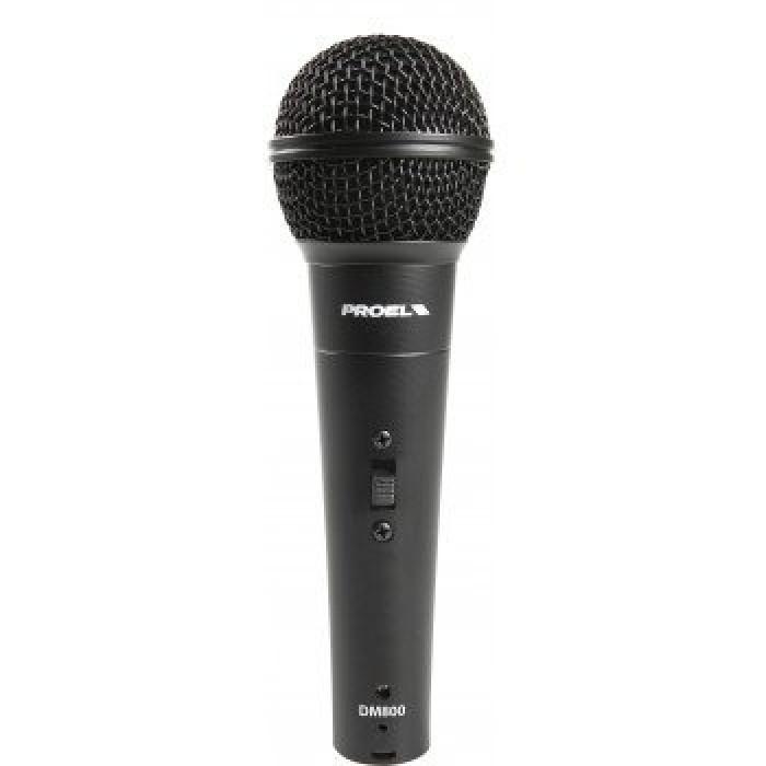 Вокальный микрофон Proel DM800KIT