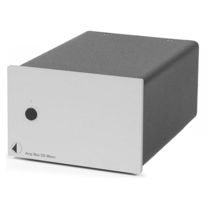 Усилитель мощности Pro-Ject Amp Box DS Mono Silver
