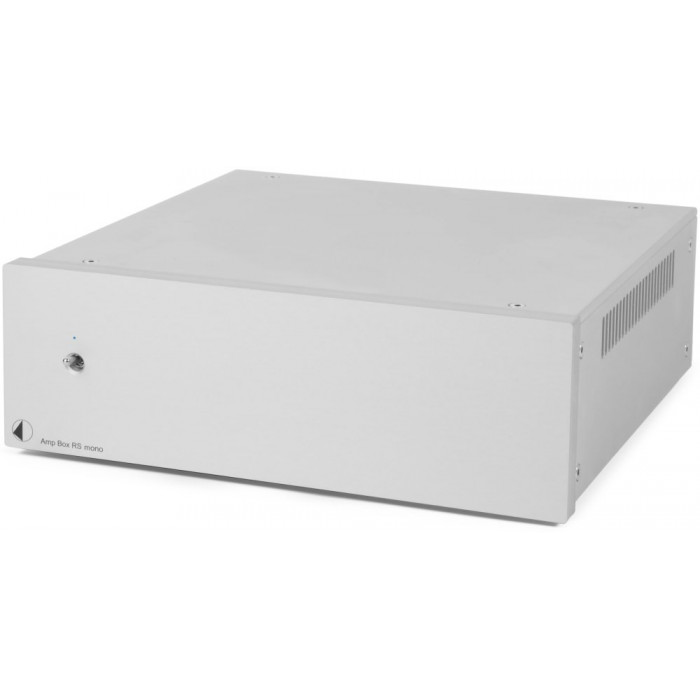 Усилитель мощности моно Pro-Ject Amp Box RS Mono Silver