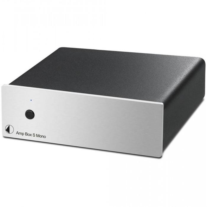 Усилитель мощности Pro-Ject Amp Box S Mono Silver