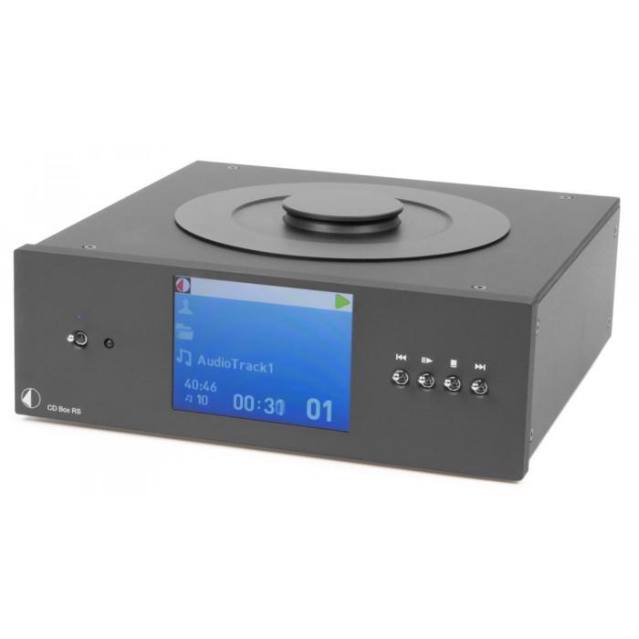 CD транспорт Pro-Ject CD Box RS Black
