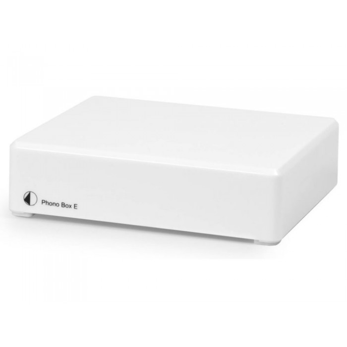 Фонокорректор Pro-Ject Phono Box E White