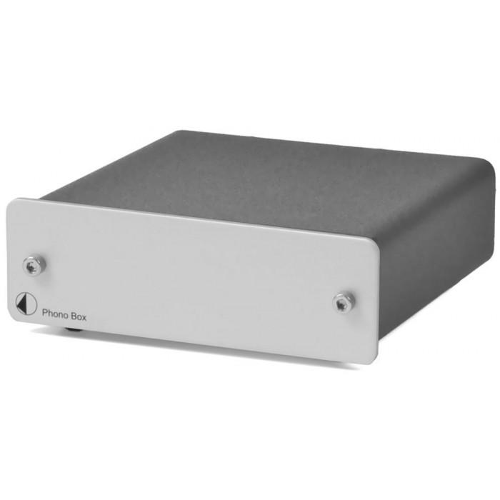 Фонокорректор Pro-Ject Phono Box Silver