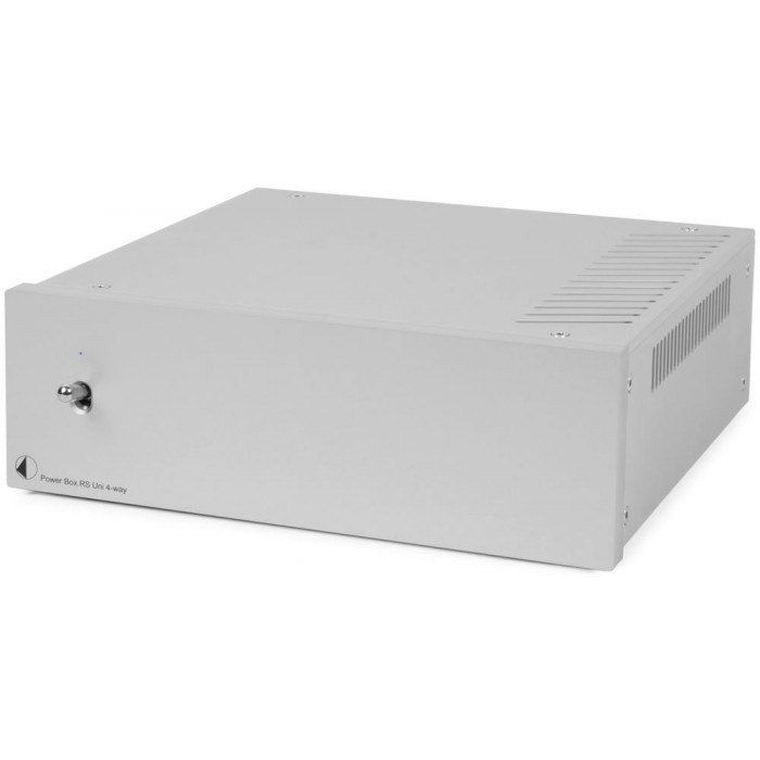 Блок питания Pro-Ject POWER BOX DS 4WAY Silver