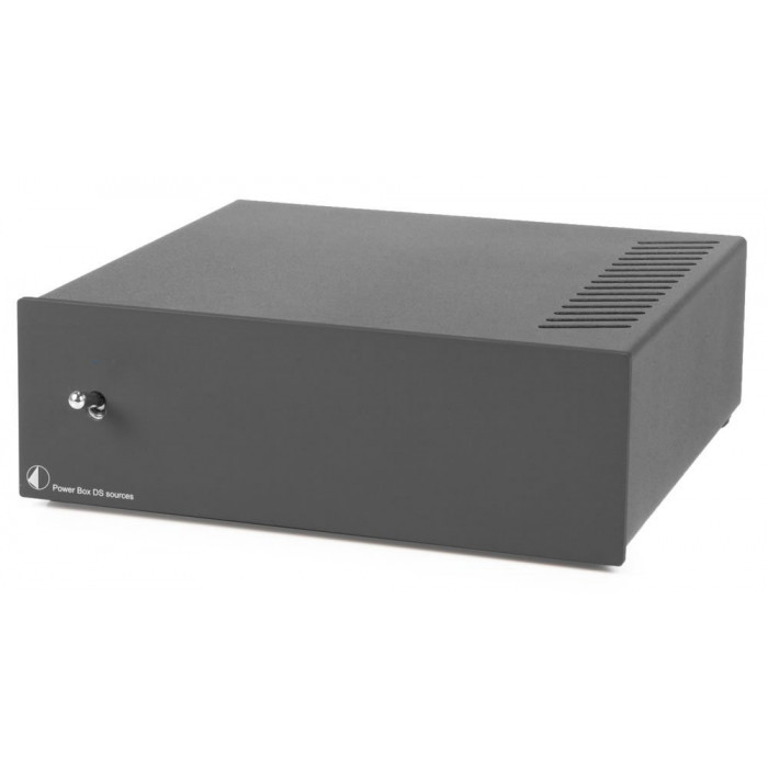 Блок питания Pro-Ject POWER BOX DS 8WAY Black