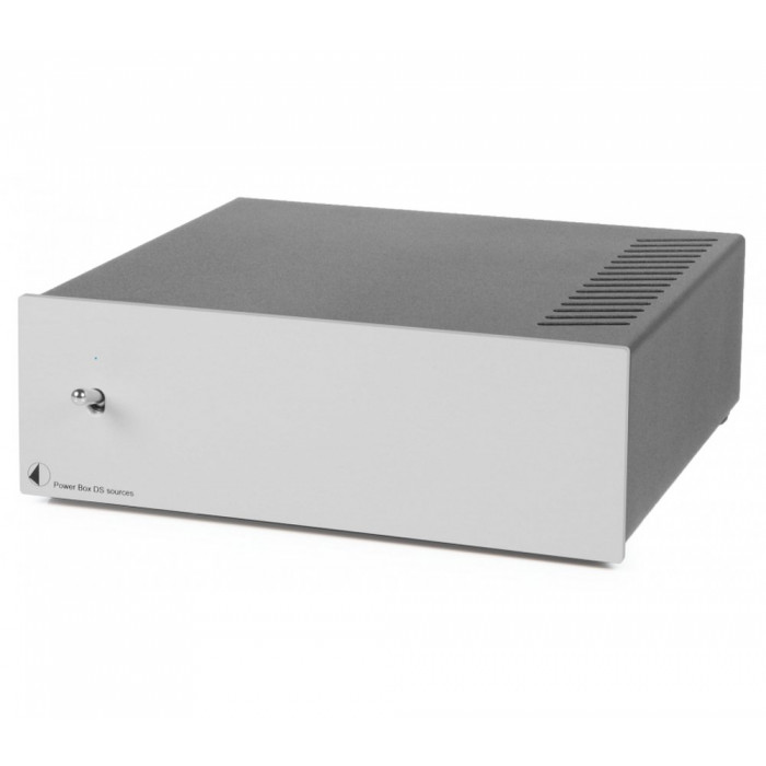Блок питания Pro-Ject POWER BOX DS 8WAY Silver