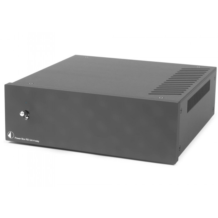 Блок питания Pro-Ject Power Box RS Uni 4-way Black