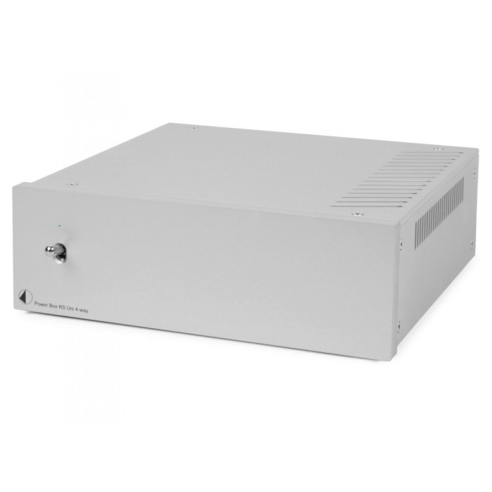 Блок питания Pro-Ject Power Box RS Uni 4-way Silver