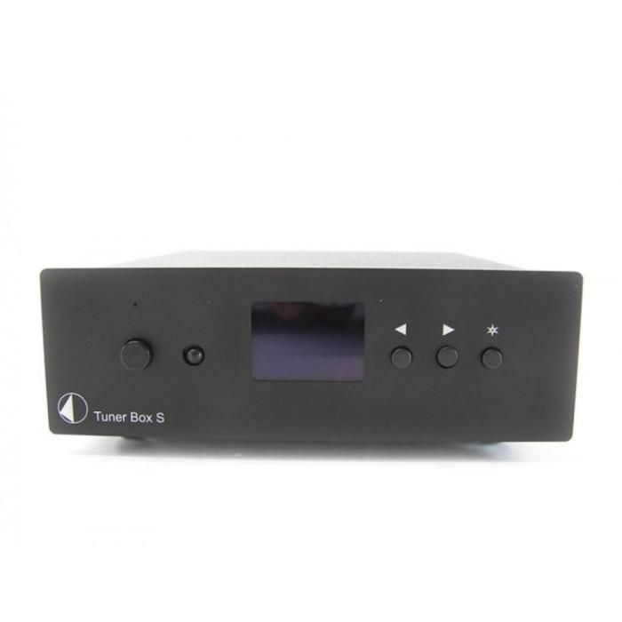 Тюнер AM/FM Pro-Ject Tuner Box S Black