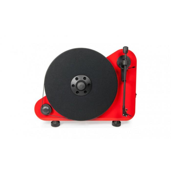 Проигрыватель винила Pro-Ject VT-E BT R (OM5e) Red