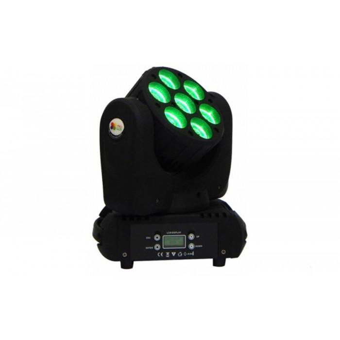 Голова (DMX) Pro Lux LUX LED 712 Black
