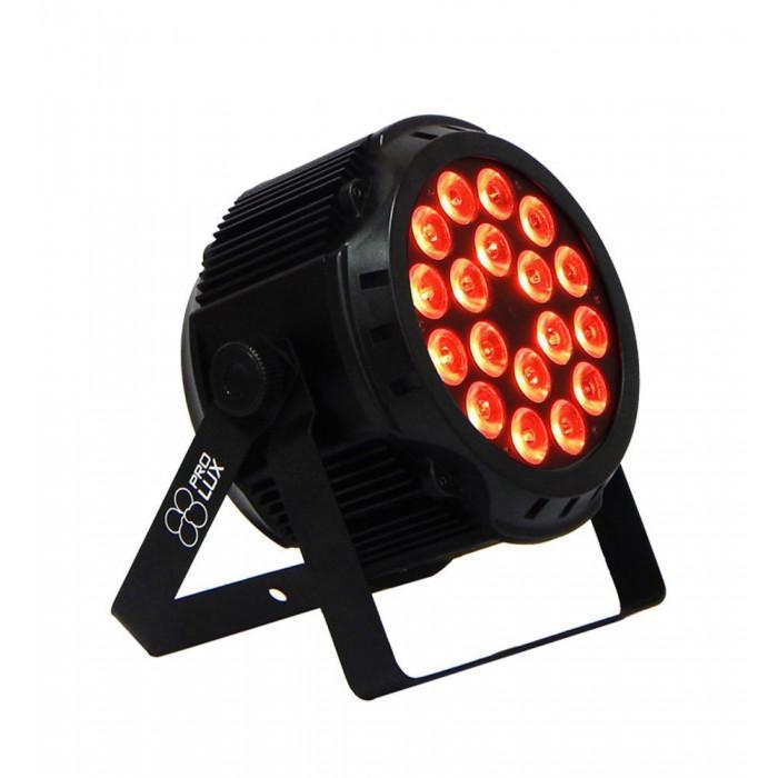 Прожектор PAR Pro Lux LUX PAR 1815 Black