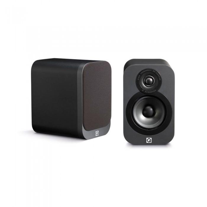 Полочная акустика Q Acoustics QA3010 Matte Graphite