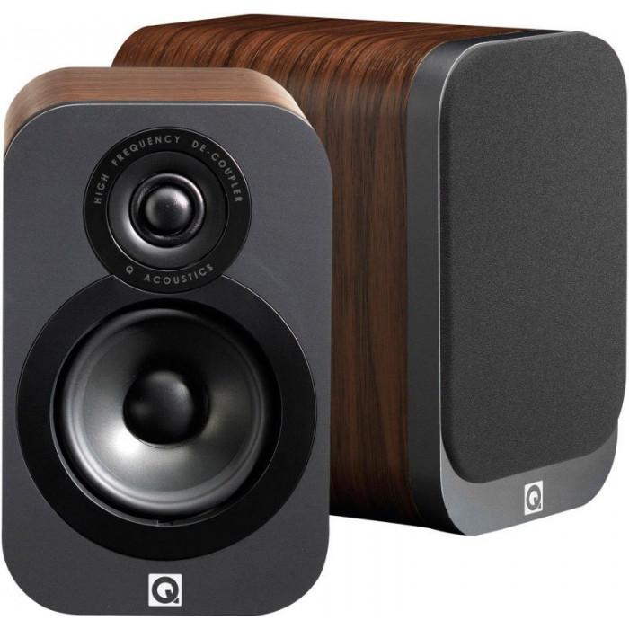 Полочная акустика Q Acoustics QA3012 American Walnut