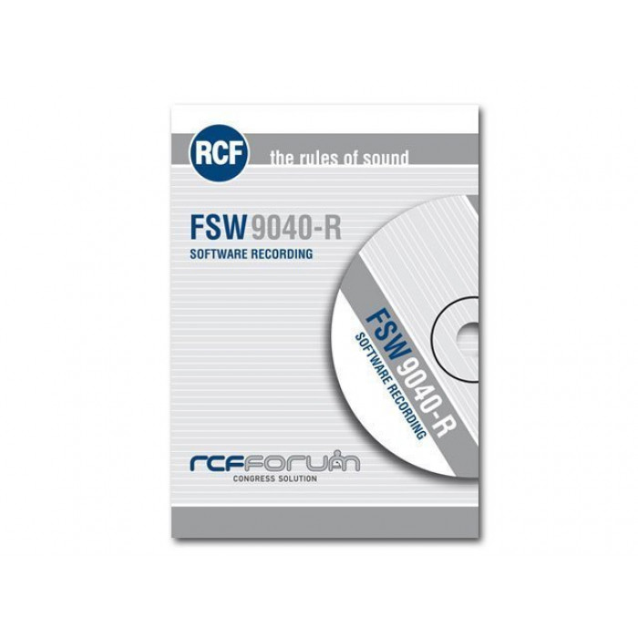 Оборудование для конференц-систем RCF FSW9040R