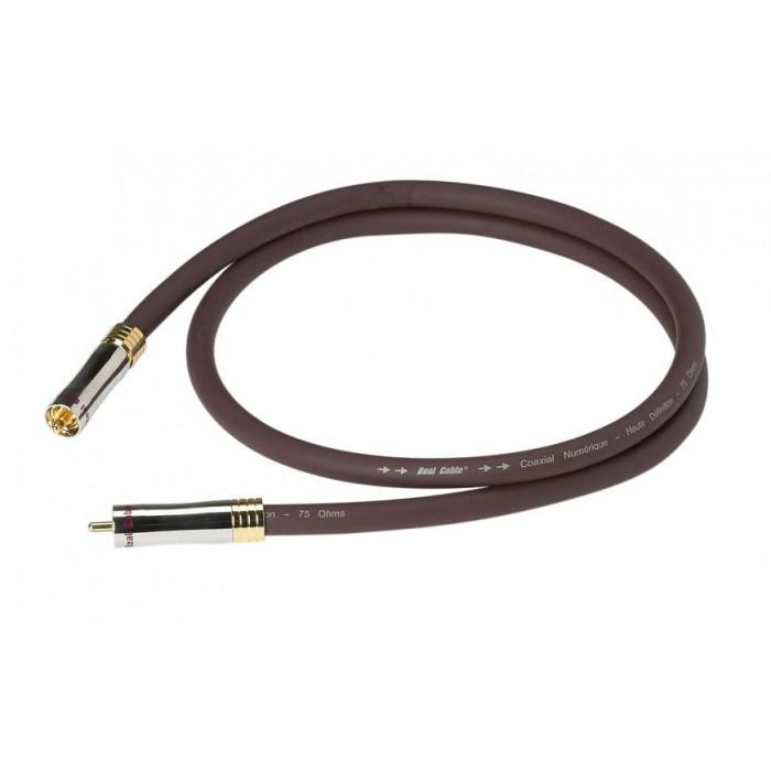 Цифровой коаксиальный кабель Real Cable AVS series (AN99) Бухта 50м