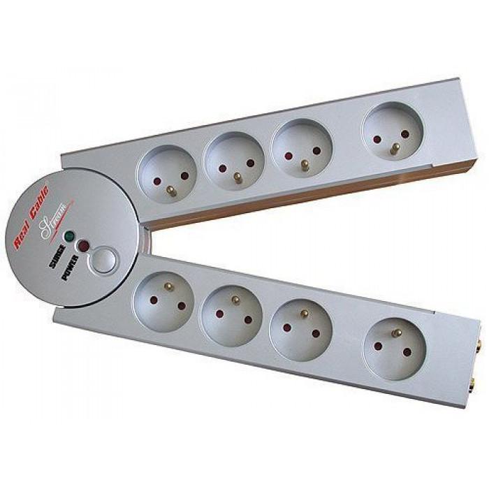 Сетевой фильтр-кондиционер Real Cable SPP 0108