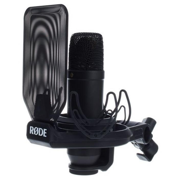 Студийный микрофон RODE NT1 KIT