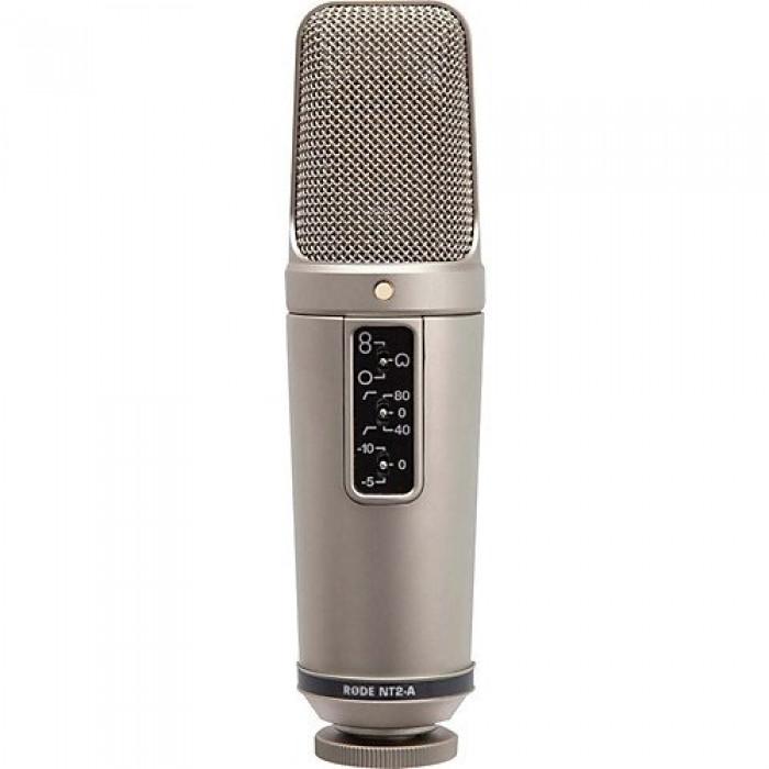 Студийный микрофон RODE NT2-A