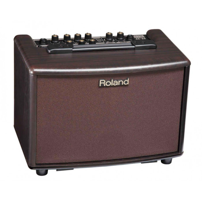 Комбоусилитель для акустической гитары Roland AC33RW