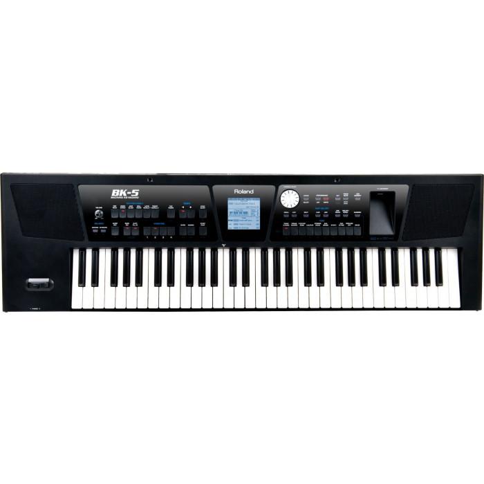 Клавишнаярабочаястанция Roland BK5