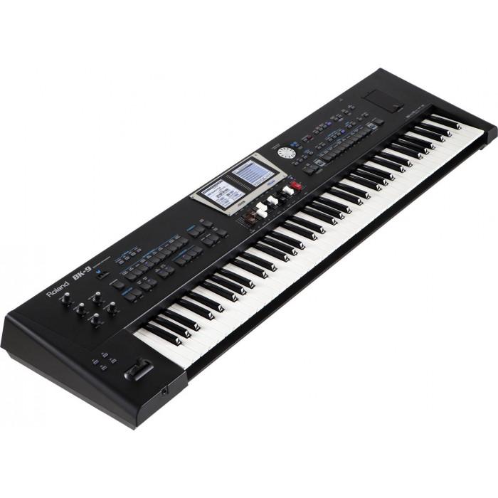 Клавишнаярабочаястанция Roland BK9