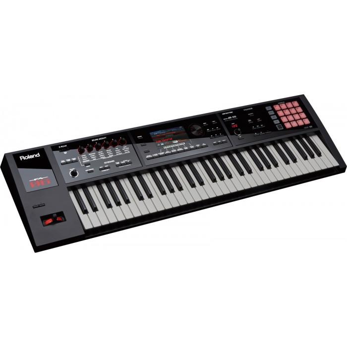 Клавишнаярабочаястанция Roland FA06