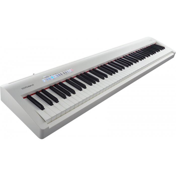 Цифровое пианино Roland FP30WH