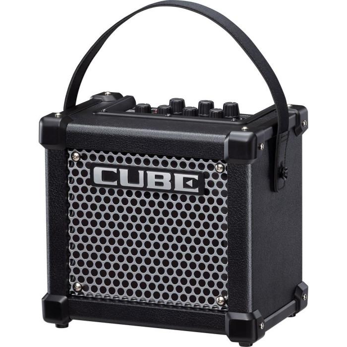 Комбоусилитель для электрогитарыRoland MicroCubeGXBK