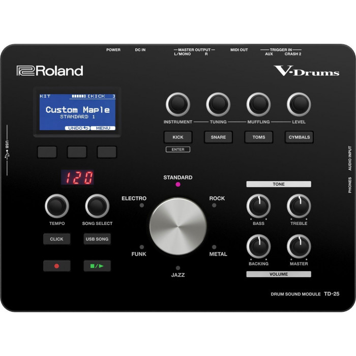 Барабанный модуль Roland TD25