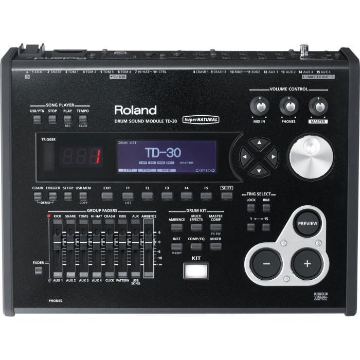 Барабанный модуль Roland TD30