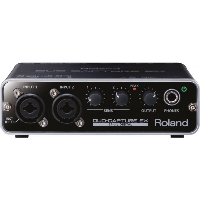 Аудиоинтерфейс Roland UA22