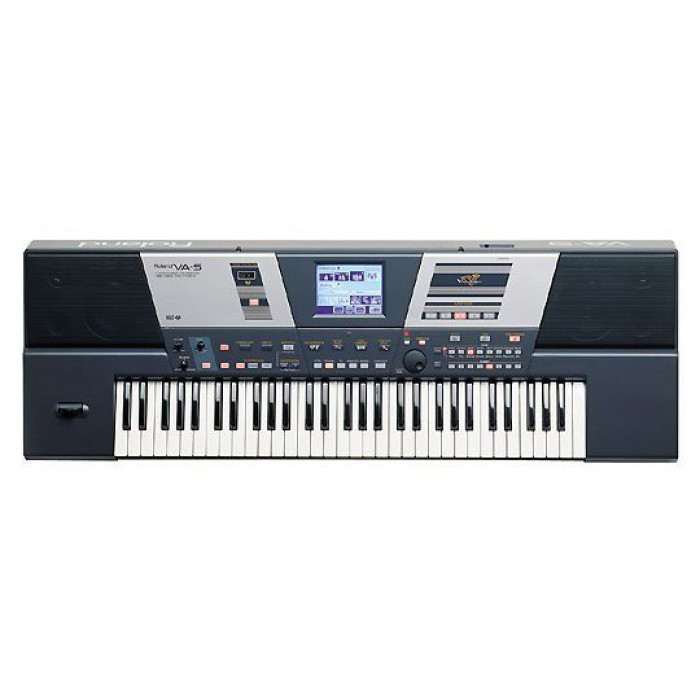 Клавишнаярабочаястанция Roland VA5